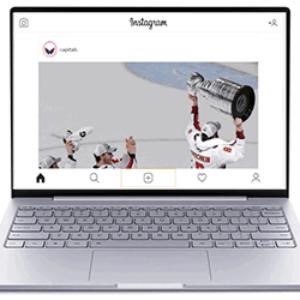 Как добавить фото в инстаграм с компьютера онлайн без программ